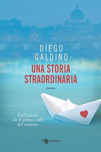 Diego Galdino, Una storia straordinaria