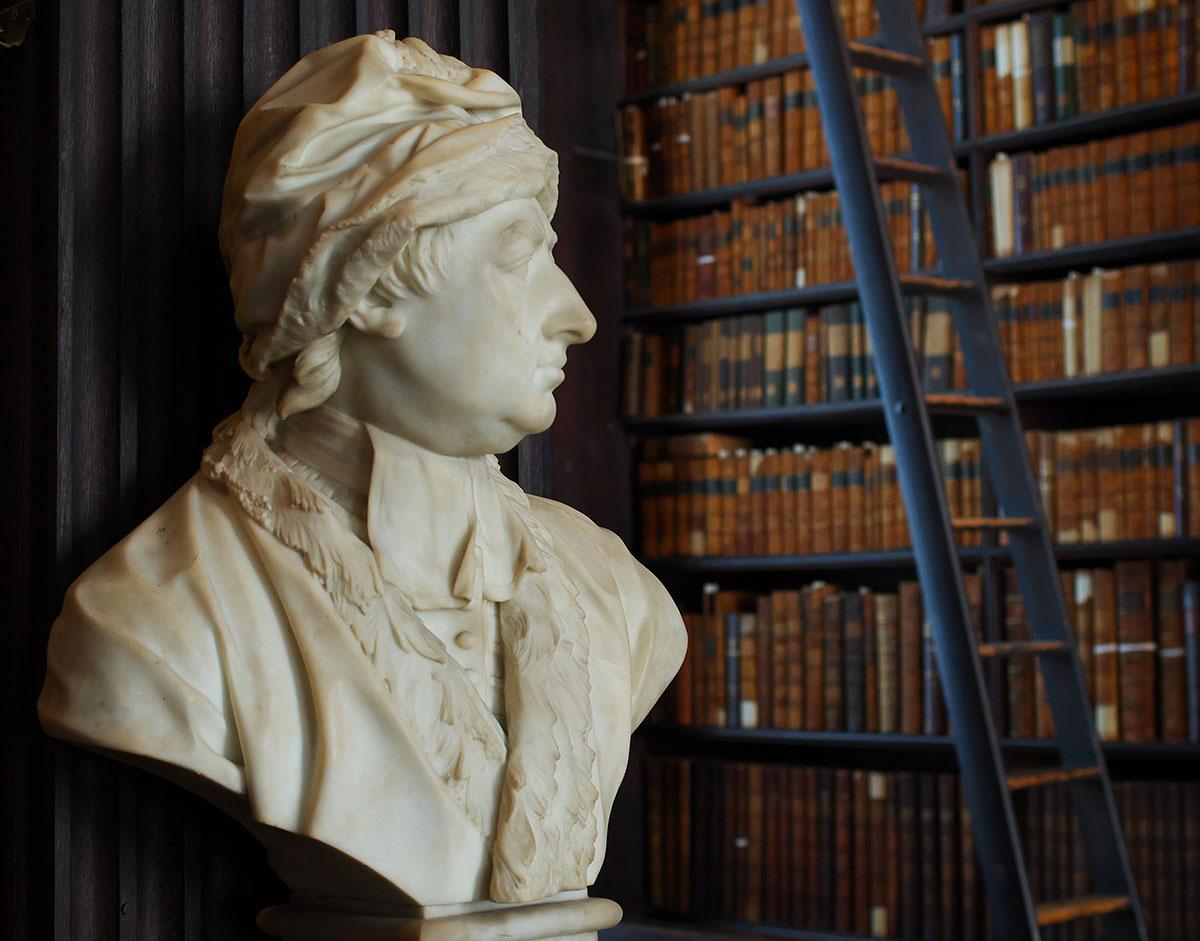 Scrittori dalle vite tormentate: Jonathan Swift