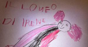 Il Lonfo nell'interpretazione di Irene (4 anni)