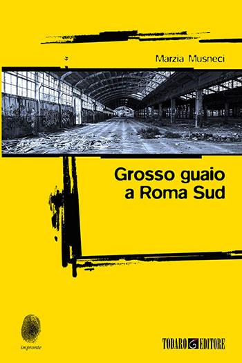 Scopri il giallo Grosso guaio a Roma Sud di Marzia Musneci già vincitrice del Premio Tedeschi e qui alle prese con l'hard-boiled metropolitano.