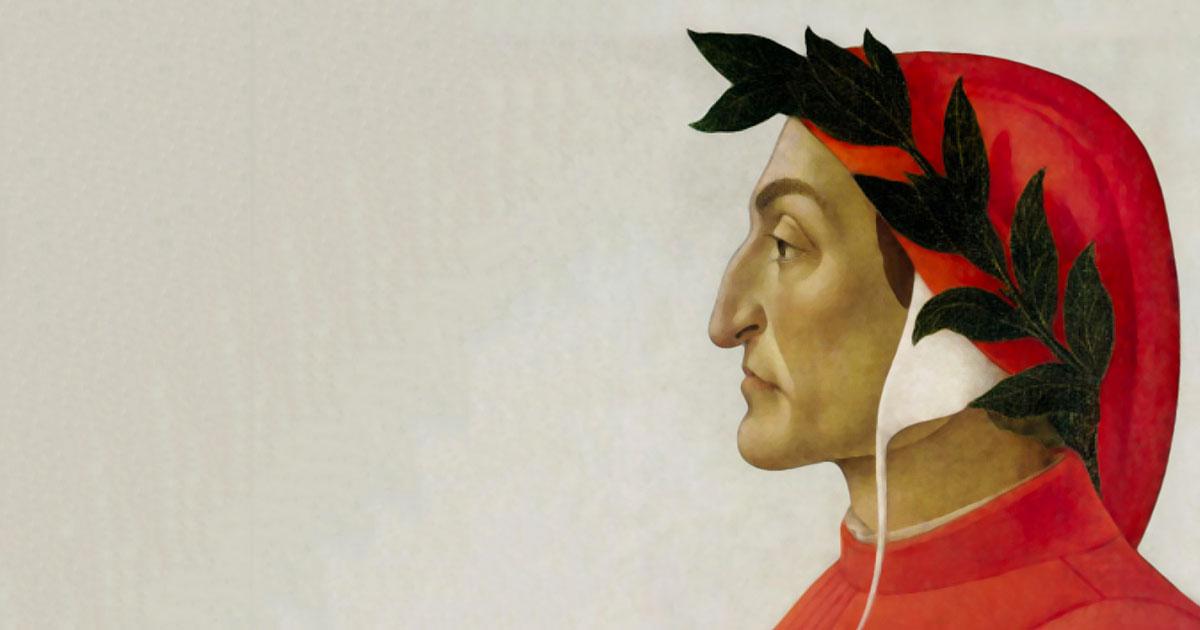 Ritratto di Dante Alighieri