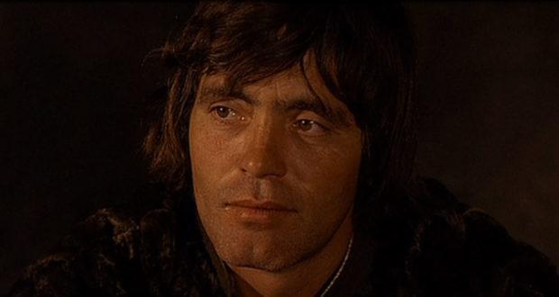 Ser Ciappelletto interpretato da Franco Citti ne Il Decameron di Pasolini