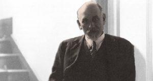 Luigi Pirandello, autore de La patente, nel 1919