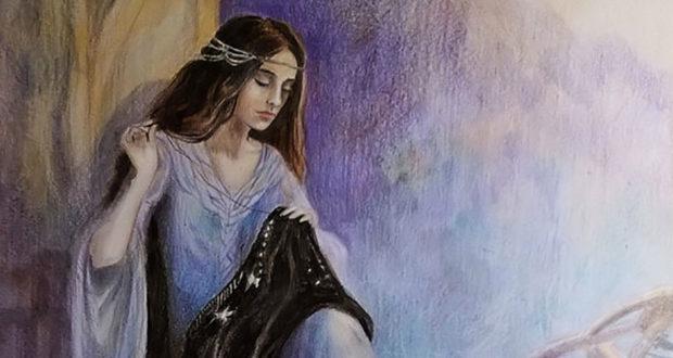 Arwen Undomiel, uno dei personaggi femminili ne Il Signore degli Anelli