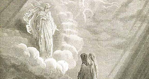 Canto 15 del Paradiso: l'apparizione di Cacciaguida, un avo di Dante Alighieri