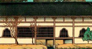 Yokomizo Seishi, La locanda del Gatto nero