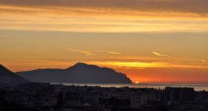 Alba su Genova