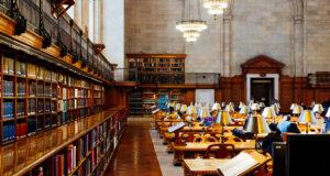 Frasi sulla biblioteca