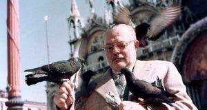 Ernest Hemingway a Venezia nel 1954