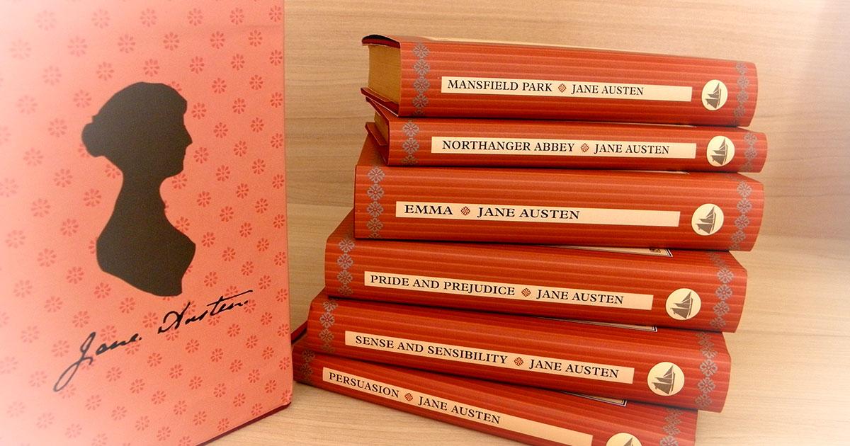I libri più belli di Jane Ausen