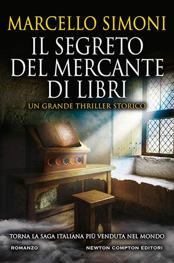 Marcello Simoni, Il segreto del mercante di libri