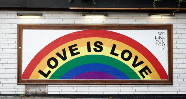 Frasi contro l'omofobia