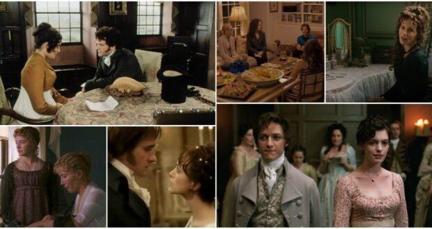 Film ispirati a Jane Austen