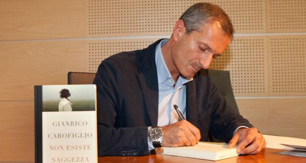 Alcuni libri di Gianrico Carofiglio
