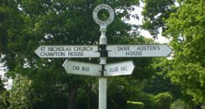 Jane Austen a Londra