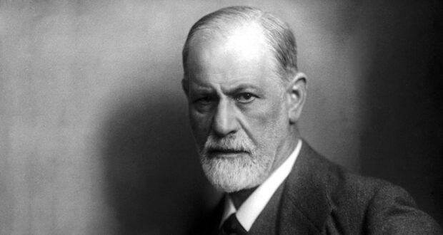 Alcuni libri di Sigmund Freud (1856-1939)
