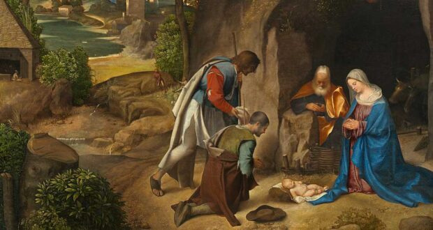 Frasi di Natale dalla Bibbia e dal Vangelo