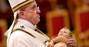 frasi di Natale di papa Francesco