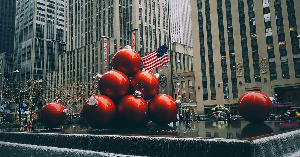 Come si festeggia il Natale in America
