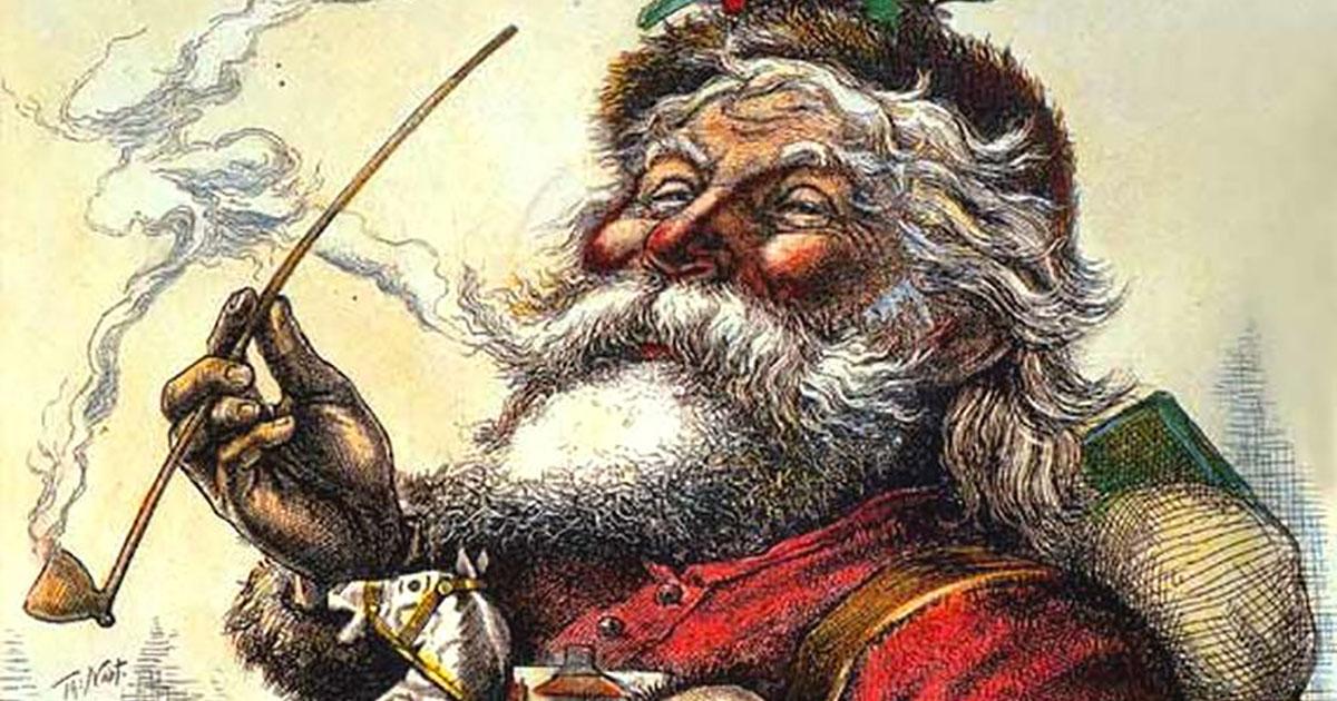 Come è nato Babbo Natale