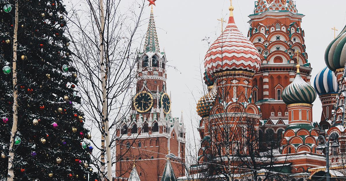 Come si festeggia il Natale in Russia
