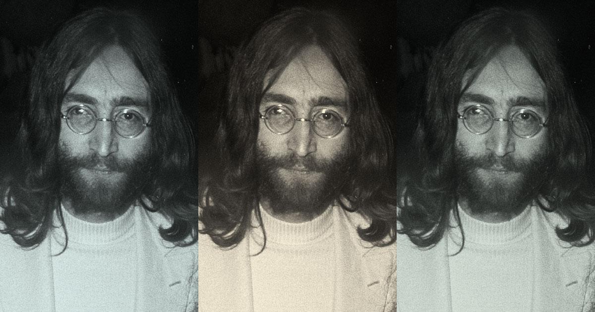Gennaio 2021 John Lennon