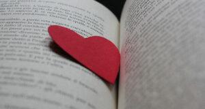 frasi di San Valentino tratte dai libri