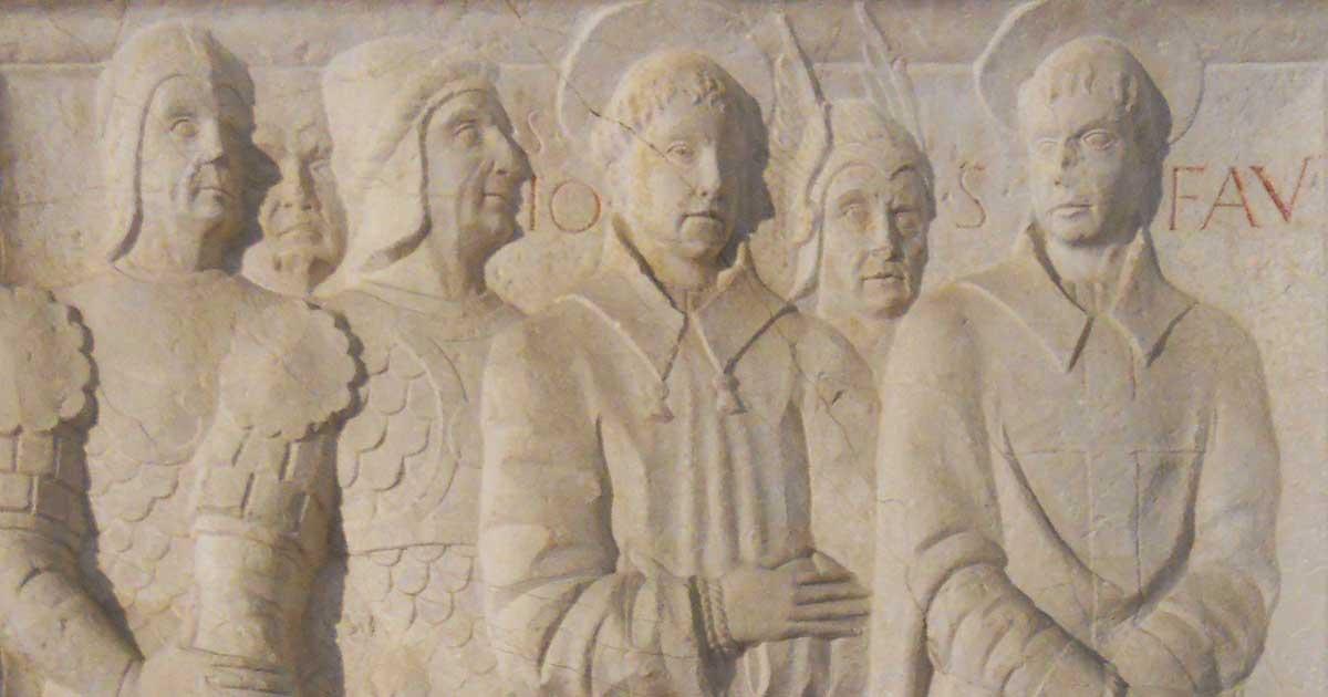 san Faustino